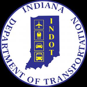 Indiana DOT logo