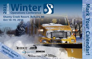 Michigan Winter Operations Conference logo
