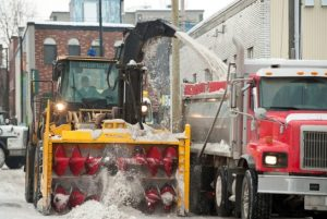 Ottawa snowblower