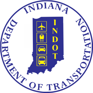 Indiana DOT logo