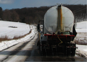Liquid Snow Removal