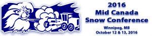Mid Canada Snow Conference logo