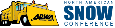 APWA North American Snow Conference logo