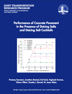 Performance of Concrete Pavement in the Presence of Deicing Salts and Deicing Salt Cocktails cover