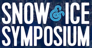 SIMA Snow and Ice Symposium logo