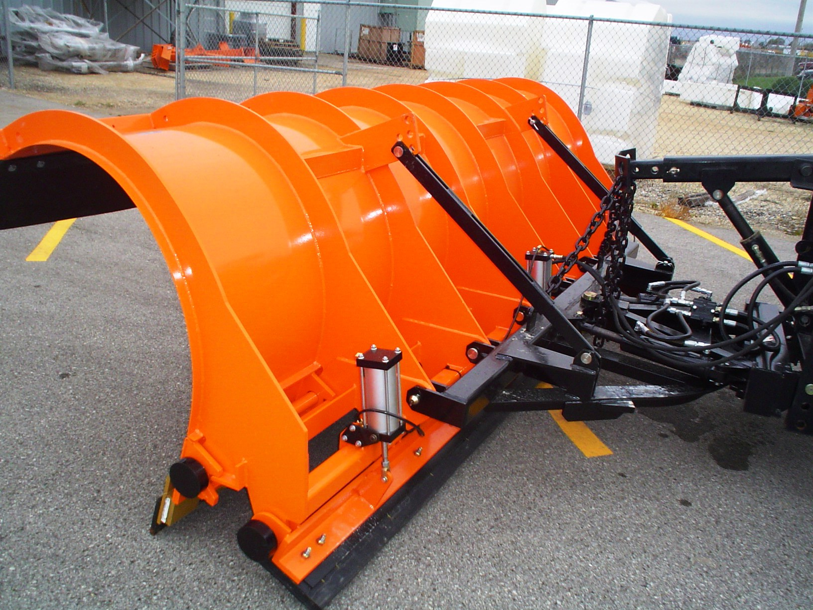 Monroe Truck Equipment >> Multiple Blade Plow Prototypes | Clear Roads